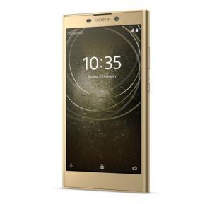Sony Xperia L2 - 32GB, 3GB RAM, 4G LTE, Gold