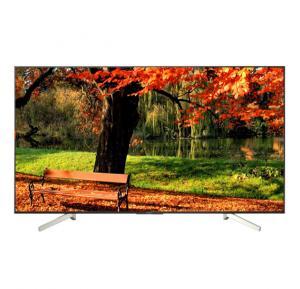Sony 49 Inch LED 4K UHD Smart TV -Black, KD 49X8500F