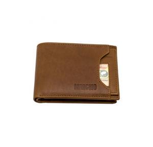 Marchio Personal Leather Wallet For Men Tan colour 5011-003