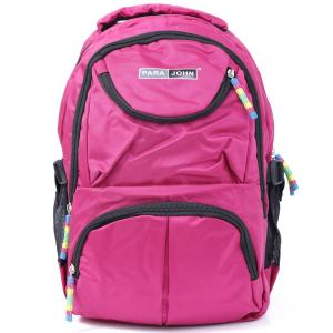Para John Backpack Bag Color Pink 14x18.5 Inch, PJBP6569A19