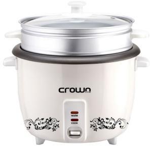 Crownline Multifunction Cooker / Steamer / Warmer - RC-168