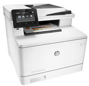 HP Laserjet Printer M477FDW