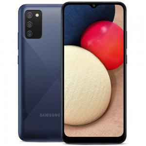 Samsung Galaxy A02s Dual SIM Blue 4GB RAM 64GB Storage 4G LTE