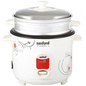 Sanford Electric Rice Cooker 1 Liter, SF2500RC BS-1.0L
