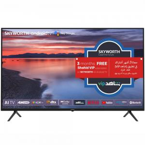 Skyworth LED 70 inch Frameless Android UHD 4K Smart TV, 70SUC9400