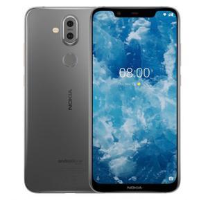 Nokia 8.1 4gb Ram 64gb Storage, Dual SIM,Steel