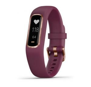 Garmin Vivosmart 4 Activity Tracker, Berry 010-01995-31