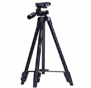 Tripod With Bluetooth Remote Control Shutter - 43cm
