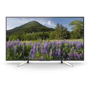 Sony 49 Inch UHD 4K Smart TV -Black 49X7077F