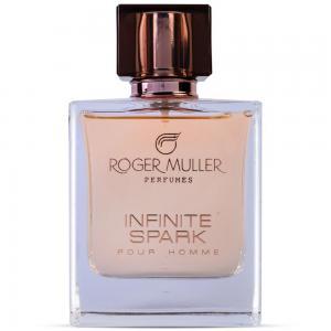 Roger Muller Perfumes Infinite Spark For Men Eau De Parfum, 100ML