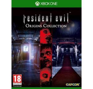 Capcom Resident Evil Origins Collection  For Xbox One