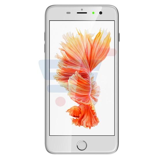 Xplay iPh7 Plus Smartphone,4G LTE,Android 6.0 OS,5.5 Inch HD Display,3GB RAM,32GB Storage,Dual SIM,Dual Camera,Quad Core 2.0 Ghz  Processor-White