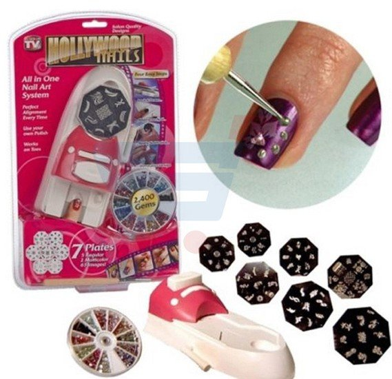 Buy Nail Art Nail Magic Online Dubai Uae Ourshopee 8017