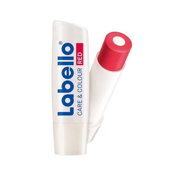 Labello Care And Colour Red-4.8g 85275 ,BBD0278