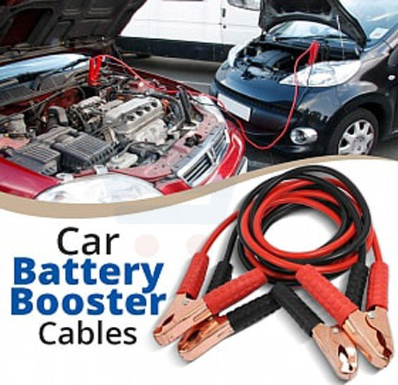 Car Battery Booster Cable 600A