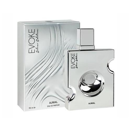 Ajmal Perfume Evoke Silver Edition Men,6293708008926