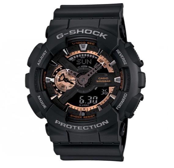 Casio G-shock Digital Analog Watch, GA-110RG-1ADR