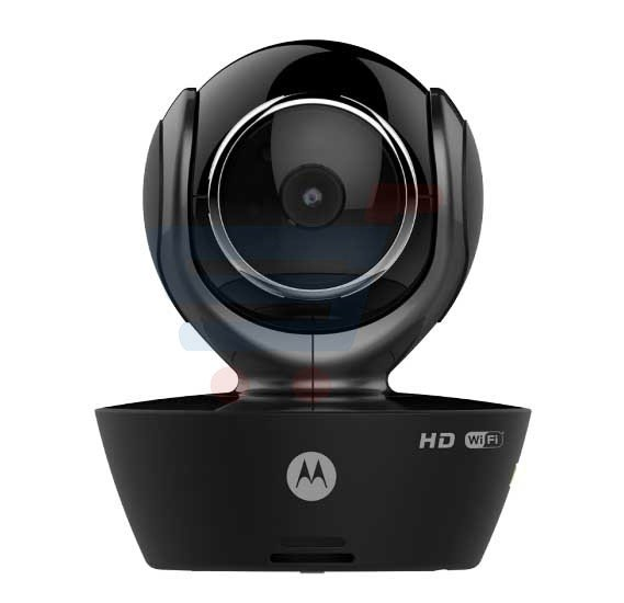 motorola focus. motorola focus 85 connect hd black, wi-fi remote access, monitoring camera n
