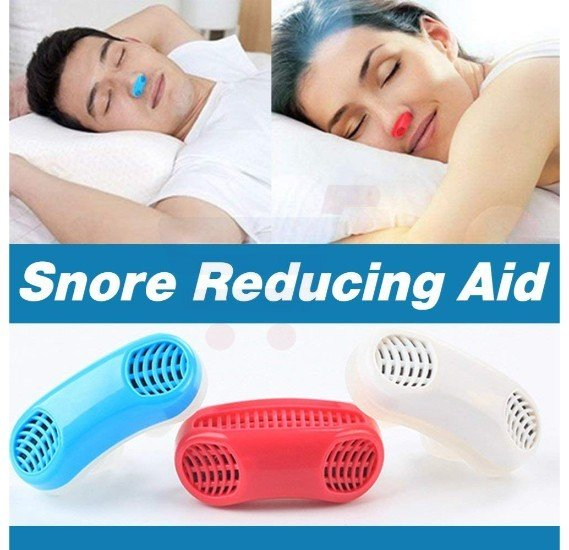 Anti Snoring Device For Snore Reducing Aid