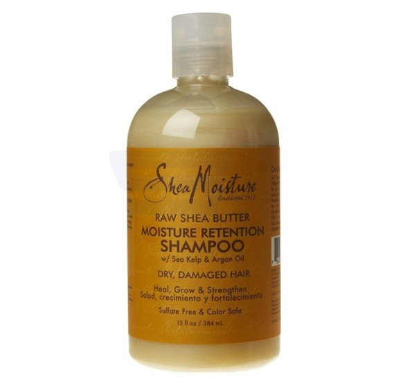 Sheamoisture Raw Shea Butter Moisture Retention Shampoo 384ML