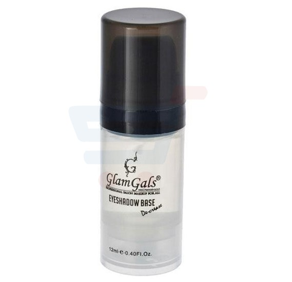 GlamGals Eye Shadow Base Clear 0.40oz - EBASE01