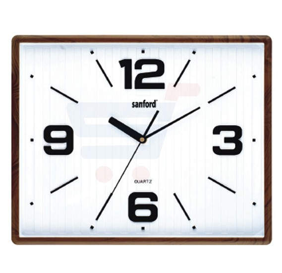 Sanford Analog Wall Clock - SF062WC