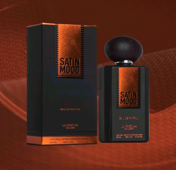 La Parfum Galleria Satin Mood Unisex100ML