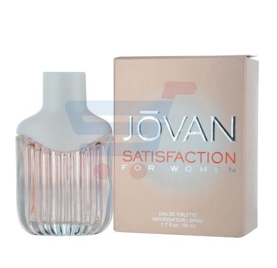 Jovan Satisfaction Spray, 50ml Eau De Toilette