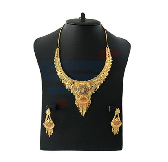 ladies page topic necklace plated large for buy lady az rich glowroad set aarum latest women gold collections