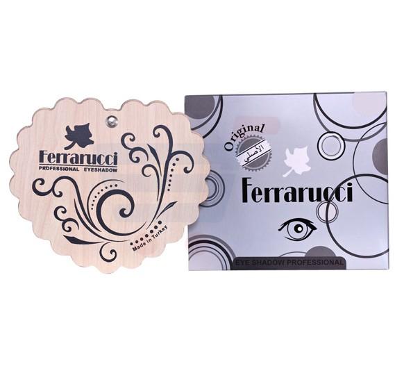 Ferrarucci 5 Color Eye Shadow 110g, 9