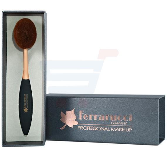 Ferrarucci Fashion Artist Makeup Brush, 3