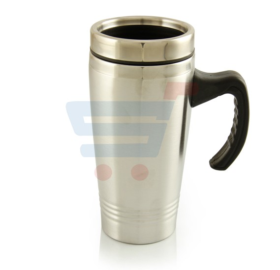 Stainless Steel Car Travel Mug 450ml -084