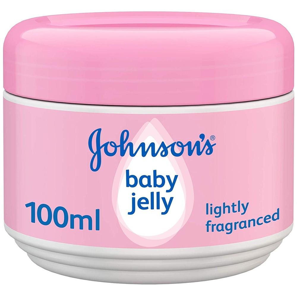 Johnsons Baby Jelly Lightly Fragranced 100ml