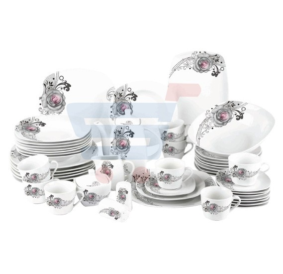 Flamingo Dinner Ware Dinner Set- FL7710PDS