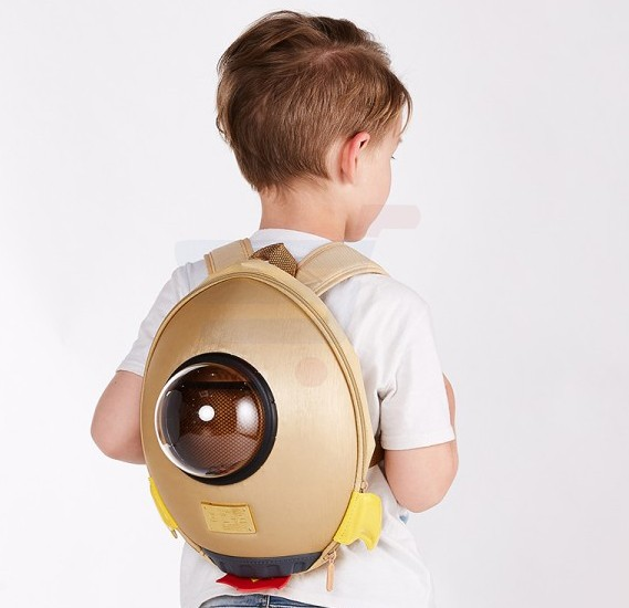Sunveno Star Wars Rocket Backpack Gold