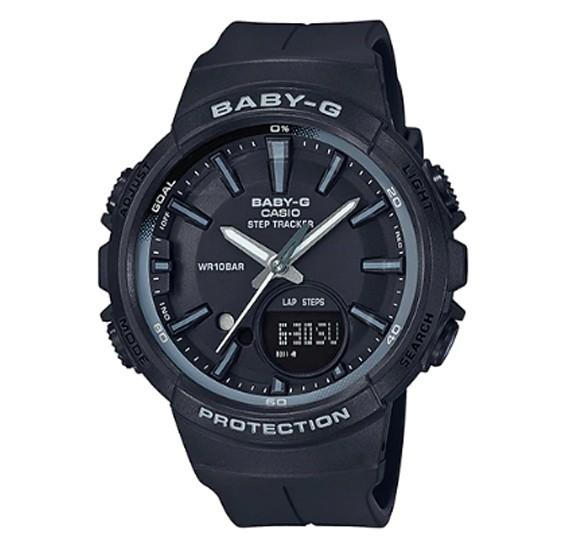 Casio Baby-G Analog Digital Women Watch, BGS-100SC-1ADR