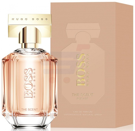 Hugo Boss The Scent EDP 100ml For Women