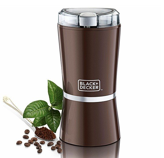 Black & Decker Coffee Bean Mill, CBM4-B5