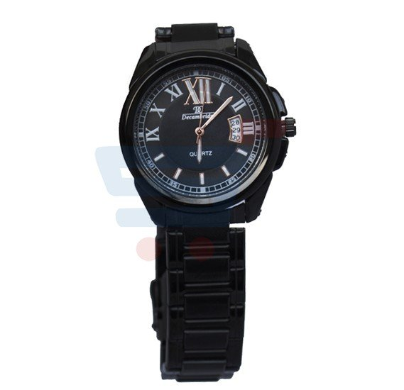 Decambridge Analog Watch For Men Black - 85792A