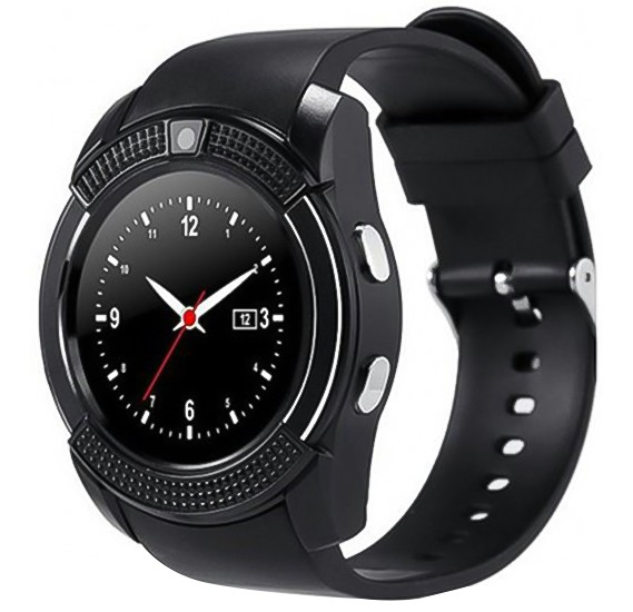 Zooni A108 Stylish Sporty Bluetooth Smart Watch Phone with Camera , memory card and sim card slot