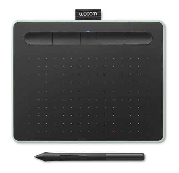 Wacom Intuos Medium Bluetooth Pistachio, CTL-6100WLE-N