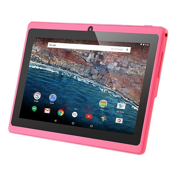 BSNL B25 Tablet, 8 GB, Android OS, 7.0 Inch LCD Display, Quad Core Processor - Pink