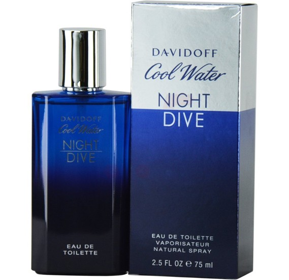 Davidoff Cool Water Night Dive EDT 75ml For Unisex