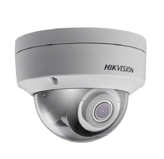Hikvision 4 MP IR Fixed Dome Network Camera,IP67, IK10,up to 30m IR,120dB WDR,