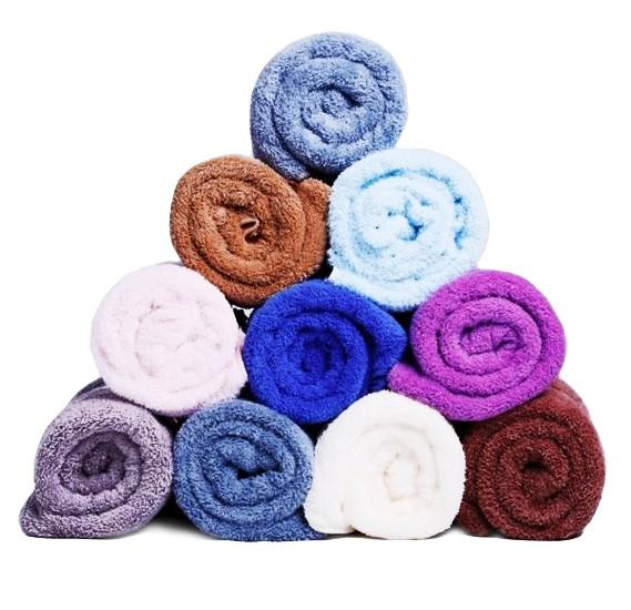 Para John Coral Fleece Bath Towel, PJBT9924