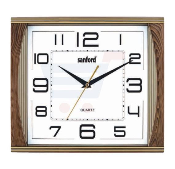 Sanford Analog Wall Clock - SF1454WC