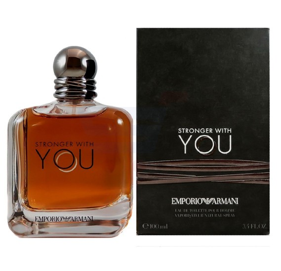 Giorgio Armani Stronger With You EDT 100ml For Men