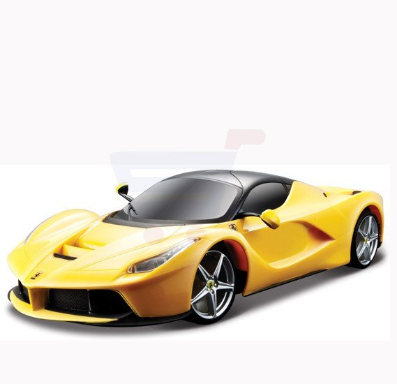Maisto Tech R/C 1:24 Ferrari Laferrari Yellow - 81086