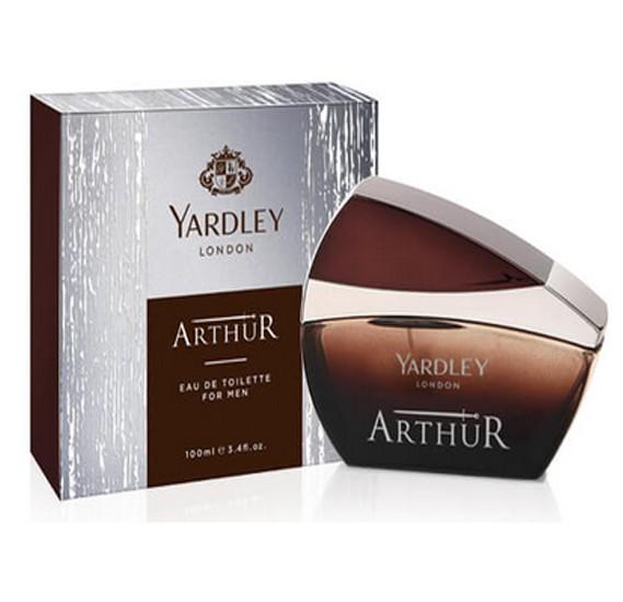 Yardley Arthur Eau De Toilette for Men, 100ml