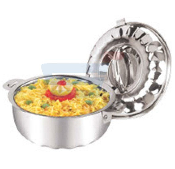 Royalford Stainless Steel Hot Pot 3.5 Ltr (stella) - RF5932